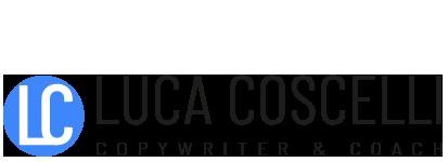 Luca Coscelli | Copy & Coach
